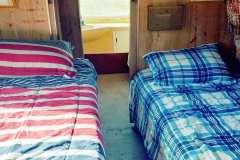 Airstream Excella 1980 Bett