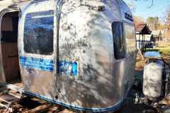 Airstream Excella 1980 Front rechts
