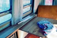 Airstream Excella 1980 Innen Klapptisch