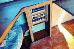 Airstream Excella 1980 Original Inneneinrichtung