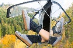 Airstream TradeWind Fotoshooting Haflinger 7
