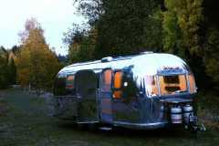 Airstream Vermietung Fotoshooting Goslar Herbst