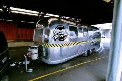 Airstream Eventtrailer Branding für GP Ice Race 3
