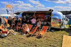 Airstream Mobile Stage Vermietung Hurricane Festival