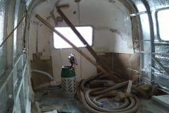 Airstream Tradewind Umau Isolierung Innen 1