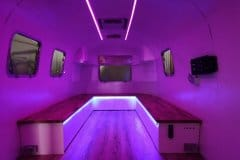 Airstream Mobile Lounge RGB LED