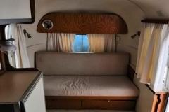 Airstream Safari Wohnwagen 1966