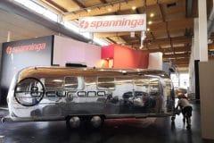 Airstream Mobile Lounge Messeaufbau Curana Friedrichshafen-ANIMATION