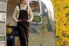 Airstream TradeWind Fotoshooting Haflinger 1