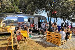 Airstream Mobile Lounge Mieten Vermietung