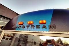 Airstream Mobile Gastro Stage Bühne Bar außen Decal Event Marketing Roadshow 2