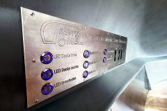Airstream Gastro Stage Innen Bleuchtung Bedienpanel