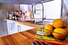 Airstream Gastro Stage Innen Küche 1