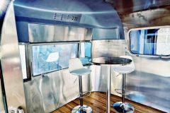 Airstream Gastro Stage Innen vorne 1