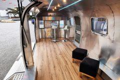 Airstream Gastro Stage Innen vorne