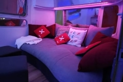 Airstram Mobile Lounge Loungesofa OMX Konferenz Salzburg