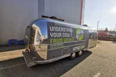 Airstream Mobile Stage Branding 1