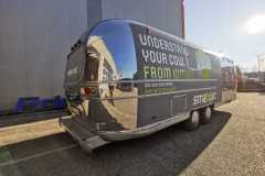 Airstream Mobile Stage Branding 2