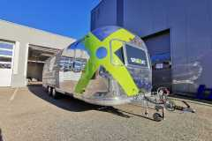 Airstream Mobile Stage Branding 3