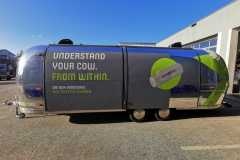 Airstream Mobile Stage Branding 4