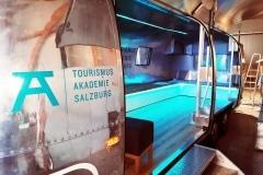 Airstream Mobile Bühne WKS Pressekonferenz 3