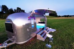Airstream Safari Mobile Stage After Sunset-2