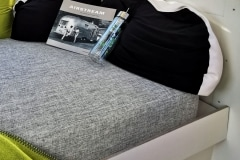 Airstream Tiny House Couch Polster Auszüge