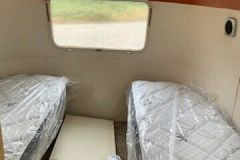 Airstream Ambassador 1976 - Bedroom