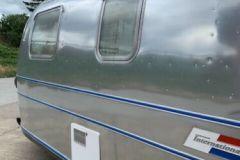 Airstream Ambassador 1976