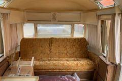 Airstream Ambassador 1976 - Wohnen