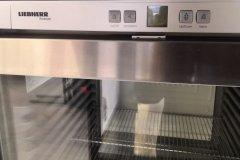 ETY Foodtrailer Kühlschrank