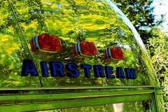 Airstream Wohnwagen Aussen Decal