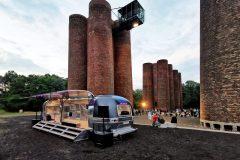 Airstream Mobile Gastro Stage Pückler Karawane in Lauchhammer Deutschland 4