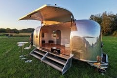 Airstream Safari Mobile Stage Sunset-7