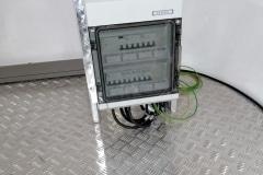 Foodtrailer ETY Elektroinstallation Verteilerschrank 1