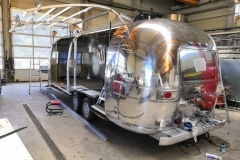 Airstream Mobile Stage - Mobile Bühne