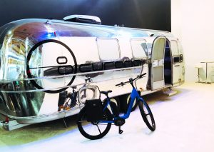 Airstream Mobile Lounge Messestand Eurobike1