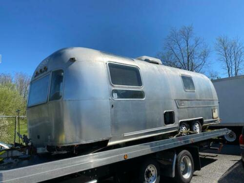 Airstream Overlander 1974 links