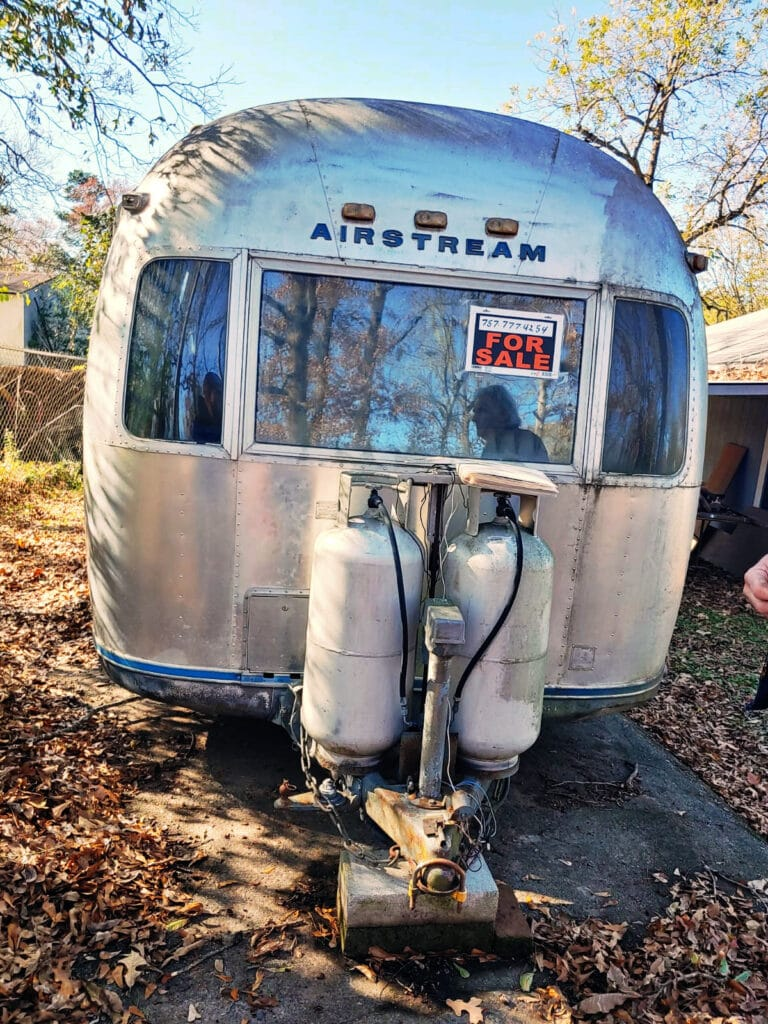Airstream Excella 1980 Front